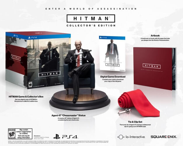 Hitman-Collectors-Edition