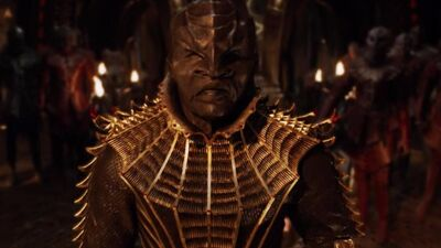 'Star Trek: Discovery' Trailer: Is... Is That A Klingon?!?