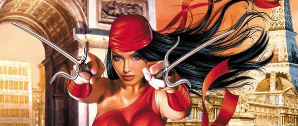 Elektra Marvel Comics