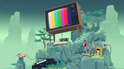 'The Gardens Between' is a Clever Puzzle Platformer Wrapped in a Sweet Story