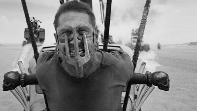 'Mad Max: Fury Road' Black-and-White Version Coming to Home Video
