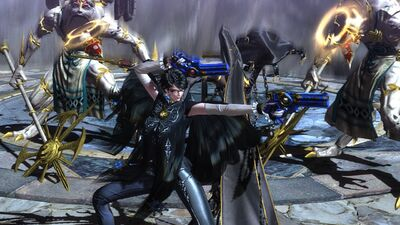 'Bayonetta' Switch Impresses on the Go, but is Less Bewitching on the Big Screen
