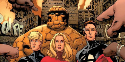 Marvel Confirms: No More 'Fantastic Four' Comics