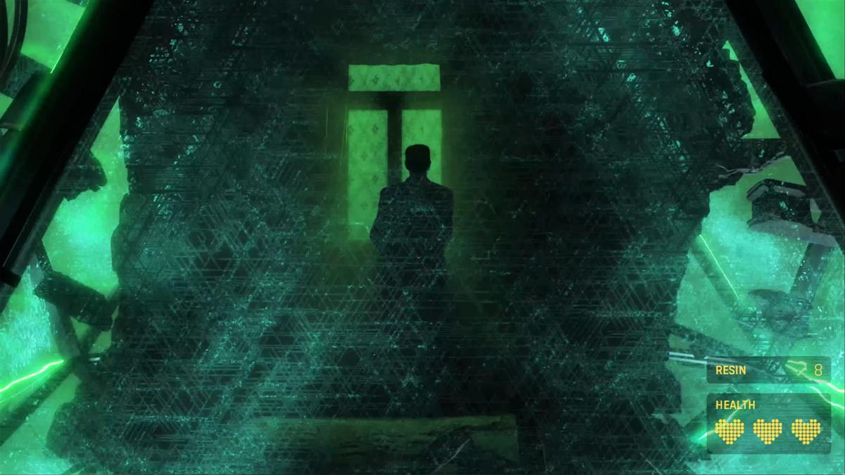 G-Man in the Vault