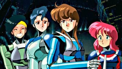 5 Old School '80s Anime That Are Better Than Anything on Right Now