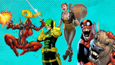 7 Even More Obscure Characters We Want to See in 'Deadpool 3'