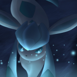 Glaceon Dragon