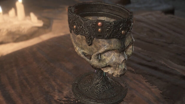 The Chalice of High Lord Wolnir