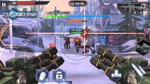 Enemies in Fusion War