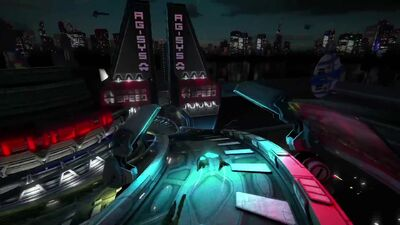 'WipEout Omega Collection' - Announcement Trailer