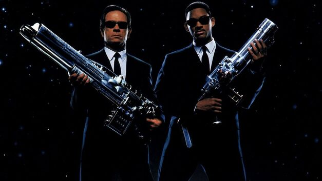 men in black feature