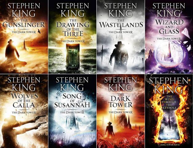 Dark Tower Books