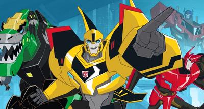 Transformers: Getarnte Roboter
