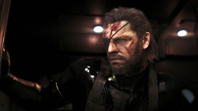 Metal Gear Timeline: The Story of Big Boss