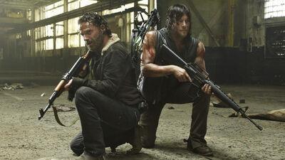 'The Walking Dead': Season 9 Will 'Morph Back Into a Season 4, Season 5 Vibe'