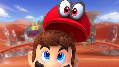 Super Mario Odyssey Features Co-Op and It's Coming Sooner Than We Thought