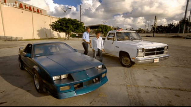 Top Gear US Special Clarkson Hammond Cars