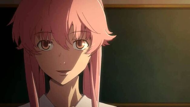 Psychological Thriller Anime That Will Mess up Your Mind Future Diary