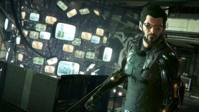 'Deus Ex: Mankind Divided' Developer Interview
