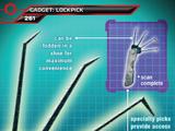 Card 261: Lockpick