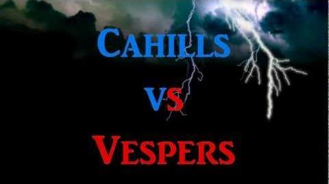 Medusa Plot Cahills vs Vespers Trailer