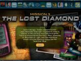 Mission 3: The Lost Diamond