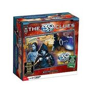 39 clues puzzle