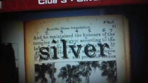 The 39 Clues Clue 3