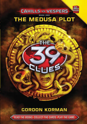 The medusa plot the 39 clues wiki fandom powered by wikia the medusa plot fandeluxe Gallery