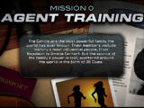 Mission 0: Agent Training