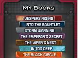 Βιβλία στην Πρώτη Σειρά