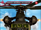 Card 304: Madrigal Helicopter