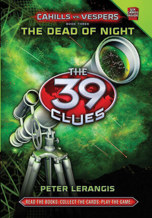 39Clues DeadOfNight Flathires