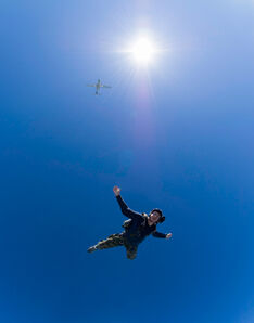 Wc 55 skydiver