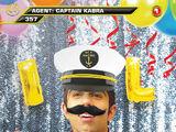 Card 357: Captain Kabra