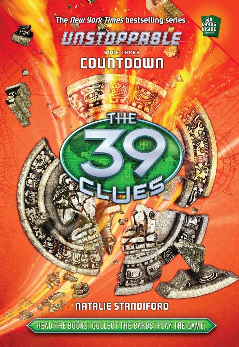 the 39 clues cahills vs. vespers book 2 summary