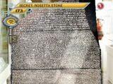 Card 173: Rosetta Stone