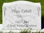 Hope Cahill
