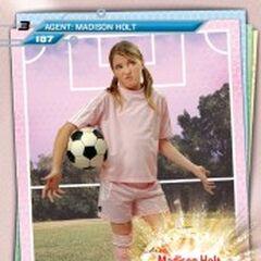 Card 187, Madison's card