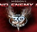 Mission 11: Behind Enemy Lines