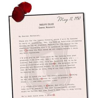 Grace's Letter