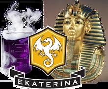 Logo quiz ekaterina