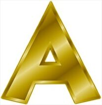 233px-Gold-letter-A-1-