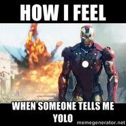 No! No yolo for you