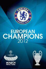 European Champions 2012