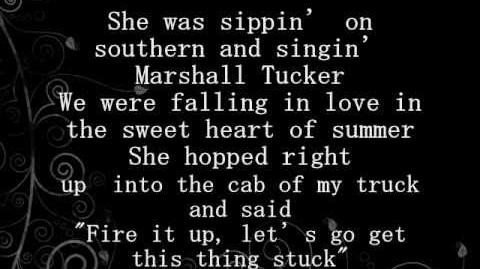 Florida Georgia Line- Cruise Lyrics