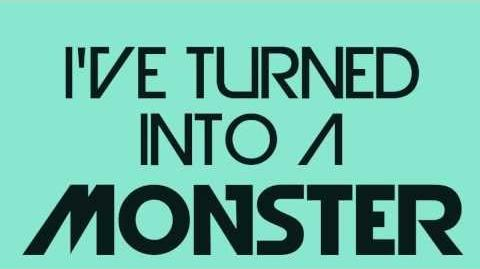 Imagine Dragons - Monster (Updated Lyrics Version)