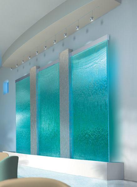 Harmonic-environments-indoor-waterfall