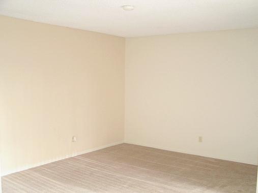 Orange village apts empty room