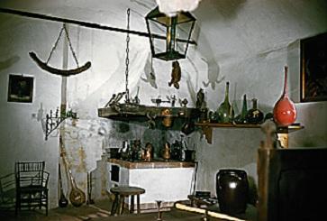 Gideon's Lab